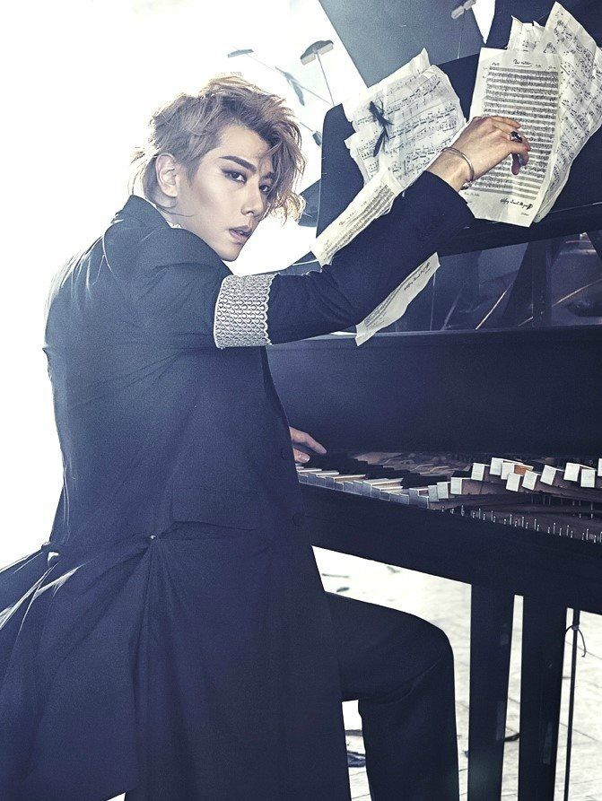 Park Hyo Shin - Mozart (musical)