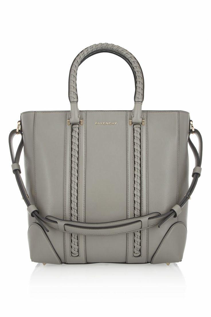 Givenchy | Medium Lucrezia bag in gray leather