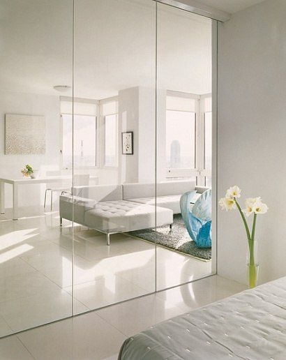 Best 25 Full wall mirrors ideas on Pinterest Marble bathrooms