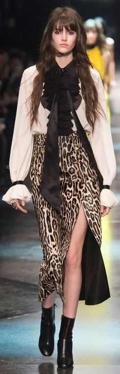 MILAN fashion week FW 2017 LEOPARDO - Buscar con Google