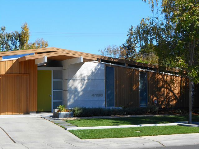 21 best images about palo alto eichlers on pinterest for Mid modern homes