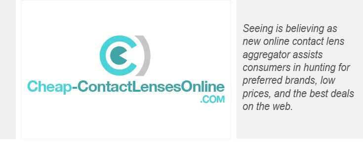 Cheap Contact Lenses Online is modernizing lens shopping with new metasearch website