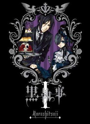 List of Black Butler episodes - Wikipedia, the free encyclopedia- Must use for fanfiction.......
