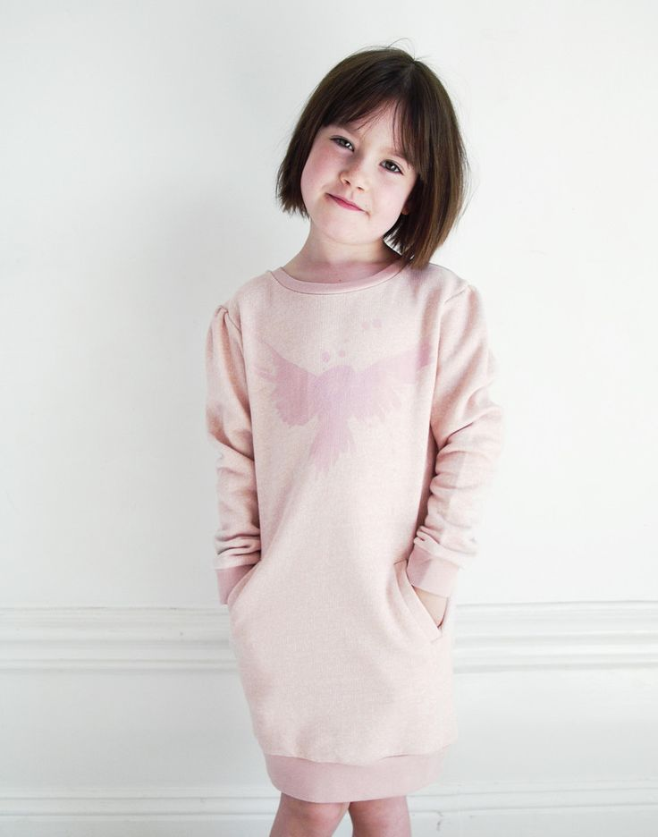 Bird by Breeze & Söderberg – One We Like. Perfect combination of a dress and a sweat. Available at www.onewelike.com