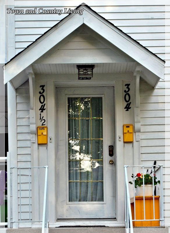 How To Create Front Door Charm