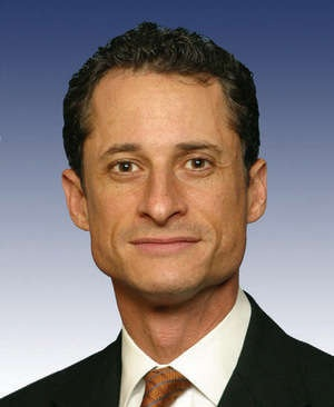 Anthony Weiner admitted to sending inappropriate messages to several women via Twitter, text, email, and Facebook.