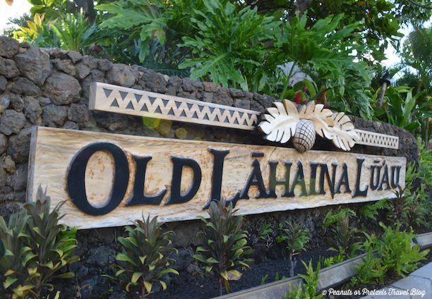 Wonderful experience at The Old Lahaina Luau, Maui Hawaii - Peanuts or Pretzels