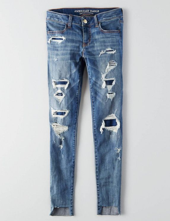 Shop American Eagle Outfitters For Men S And Women S Jeans T S Shoes And More All Styles Are Available In Jeans For Short Women Black Ripped Jeans Ripped Jeans