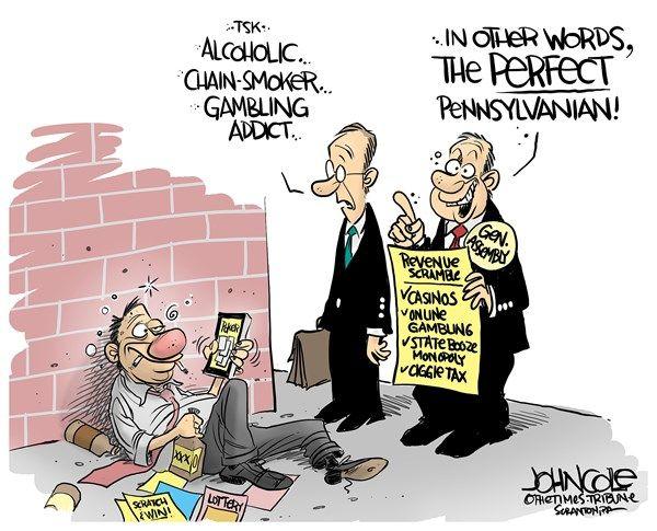 Plcb gambling laws niagra seneca casino