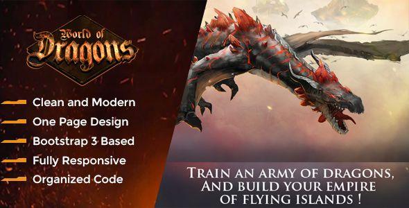 Dragon Game - War Gaming Template
