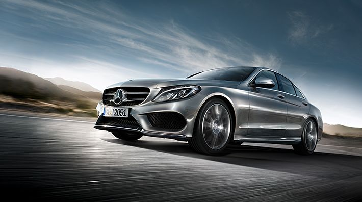 Superior and safer: the new C-Class.