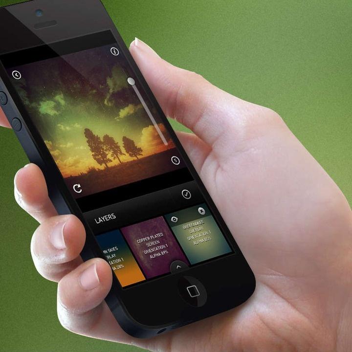 Mextures es la aplicación recomendada del día. 70 filtros para tus fotografías.