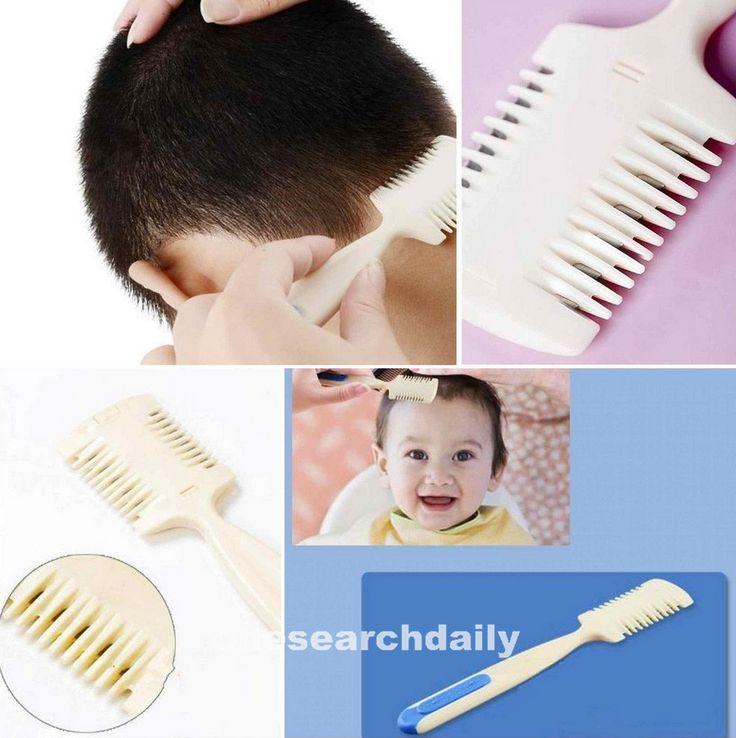 New Hair Razor Comb Cutter Cutting Thinning Shaper Haircut Grooming Men Women