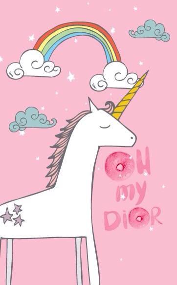 oh my dior wall papers beautiful fashion post, unicorns, mcdonalds, aliens, magic, blog