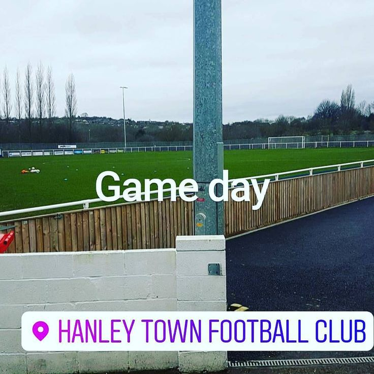 AFC were held to a 2-2 draw today at Hanley Town. Goals came from @emini360 and @briso1994