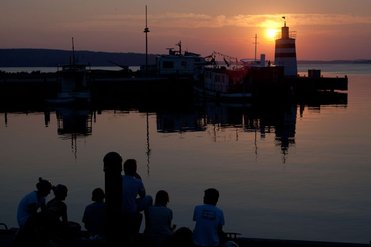Lahti Harbour, place to chill
