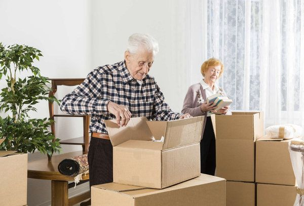 Moving into a continuing-care retirement community can generate tax deductions.