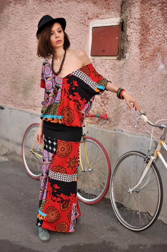 Dress by Damasquin
