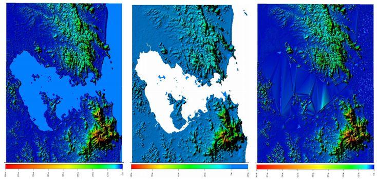 Análise Comparativa entre os modelos digitais de elevação ASTER, SRTM e TOPODATA