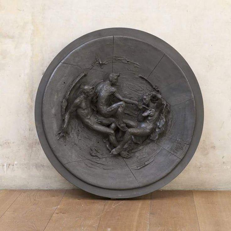 #JavierMarin, #javiermarinescultor. #escultura de #bronce a la cera perdida. #Arte, #artecontemporaneo, #figurahumana, #cuerpo. Lost wax #bronze #sculpture. #art, #contemporaryart, #humanbody, #body Fotografía: Jimena Oliver