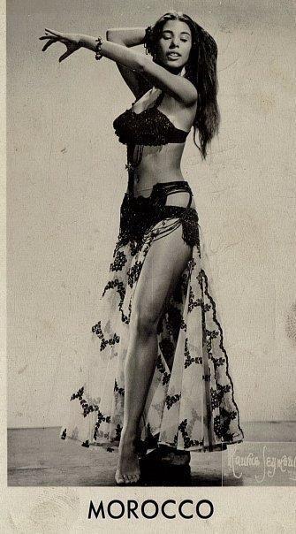 Aunt Rocky (Morocco) circa 1963. Fabulous then, fabulous now.