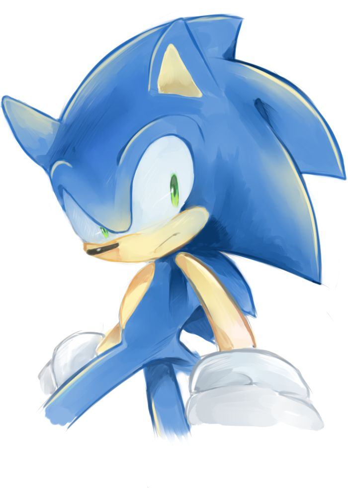 Sonic by Baitong9194 on deviantART - Sonic the Hedgehog