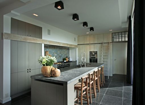 Kitchen by Villabouw Sels