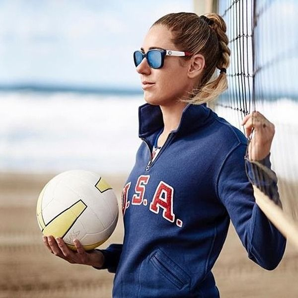 """My whole life I feel like I've been training for this moment."" - beach volleyball player April Ross (@aprilrossbeach), who won silver at the 2012 Olympic Games. Click the bio link to learn more about her quest for gold in #Rio. #TeamUSA #RoadtoRio"