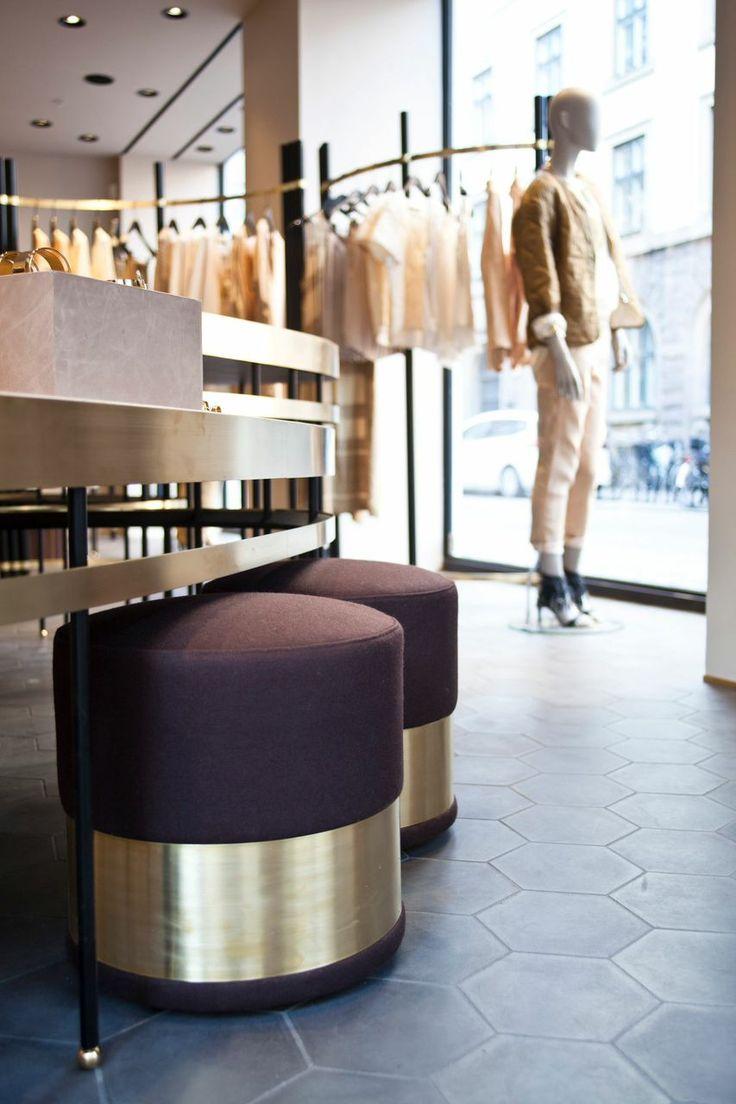 Dimore Studio, By Malene Birger Antonigade 10, Coenhagen K, Denmark | By  Malene Birger Store Concept By Dimore Studio | Pinterest | Malene Birger,  ...