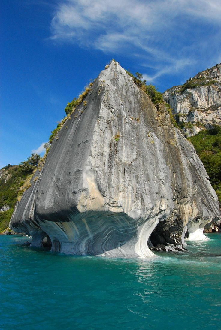 The Marble Caves, Chile