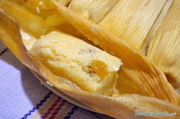 Tamales canarios #RecetasMexicanas #ComidaMexicana #CocinaMexicana