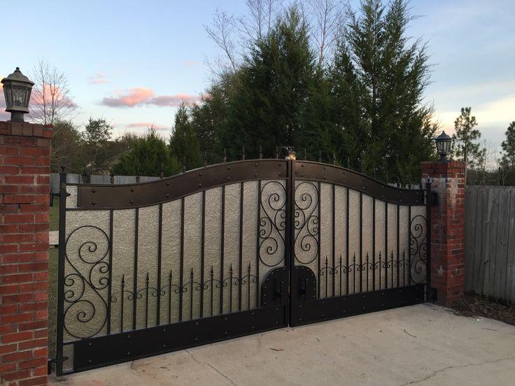 17 Best Images About Park Driveway Parks Driveway Gate