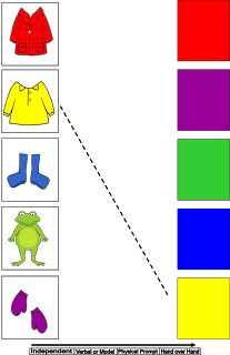 Froggy gets dressed activities