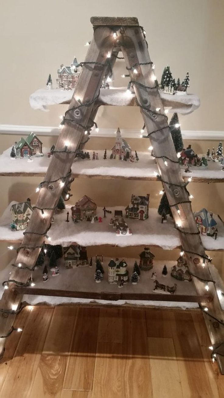 14 pictures of Christmas trees that are not boring and will help you prepare yours - Decoration - Tips and Crafts