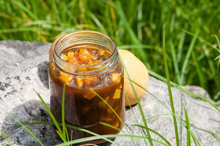 Dieses Mango Chutney Rezept qualifiziert sich durch seinen exquisiten süß-tropischen Geschmack und wird aus reifen Mangos hergestellt. Eine besondere Note bekommt das Rezept durch seinen Ingwer Geschmack. | http://www.easycookingrecipes.info/de/