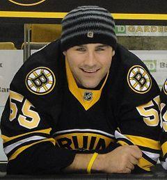 Johnny Boychuk-Boston Bruins