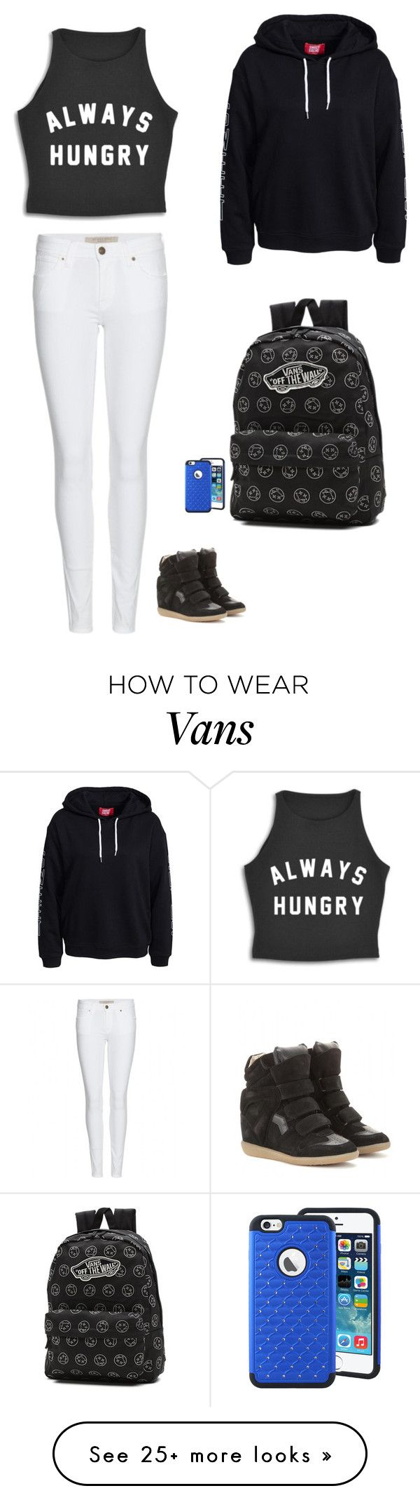 """Maybe?!?!?"" by polyvorelover2233 on Polyvore featuring Burberry, Isabel Marant and Vans"