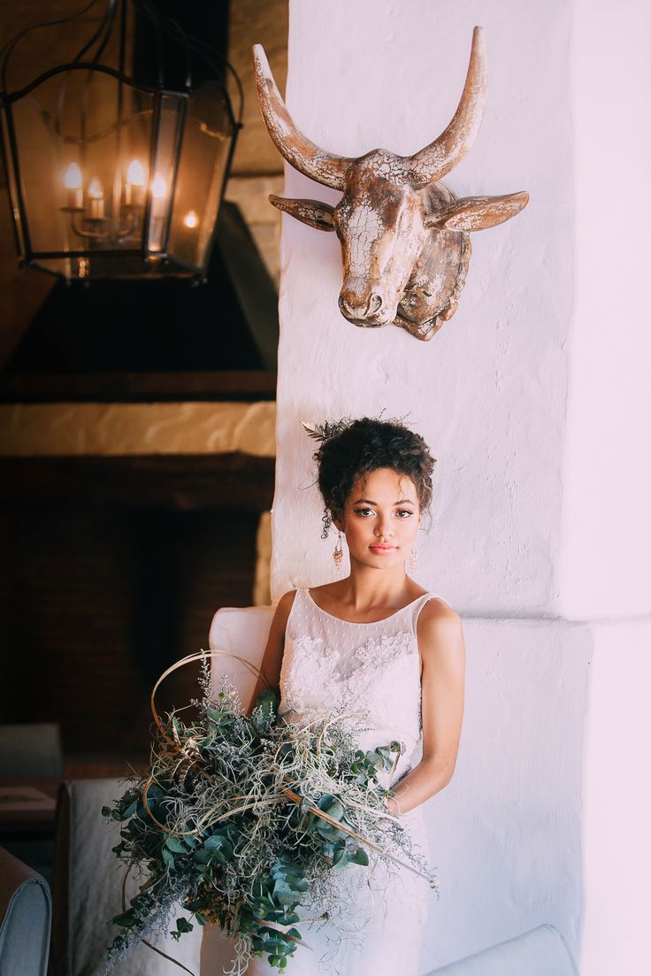 Wedding Inspiration - Natural palette with simple, earthy details   Part I - Michelle Du Toit Photography