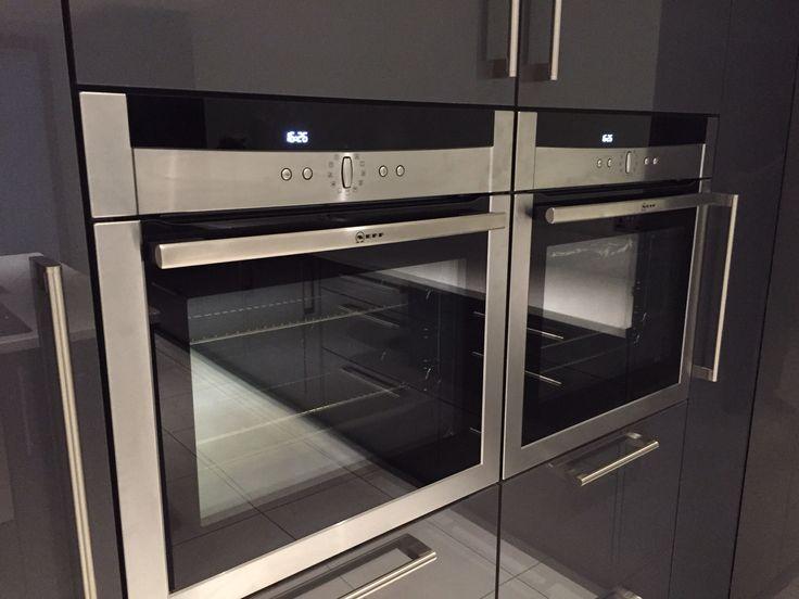 Twin Neff ovens