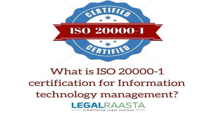 know all about ISO 20000-1-Certification for Information Technology Management with the help of #LegalRaasta, Your online CA and CS. #ISO20000-1-Certification  #ISOregistration