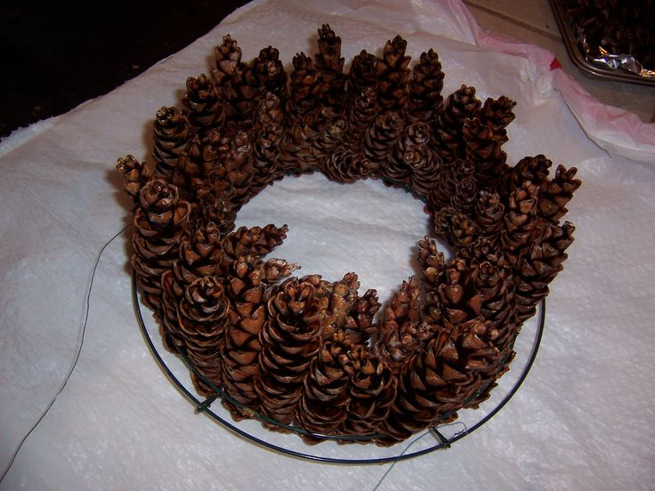 17 Best Images About Pine Cones & Twigs On Pinterest