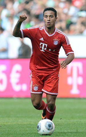 ~ Thiago Alcantara on Bayern Munich ~