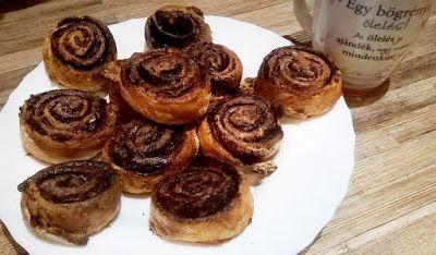 A legfinomabb diétás kakaós csiga recept (paleo, gluténmentes, tejmentes, élesztőmentes) ~ Éhezésmentes Karcsúság Szafival
