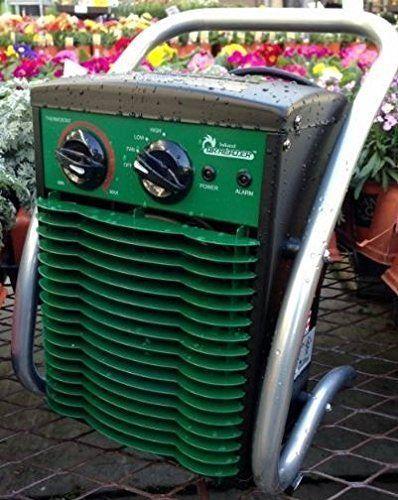 Heater 1500W Greenhouse Garage Workshop Infrared Shop Light weight portable Hot #DrInfraredHeater