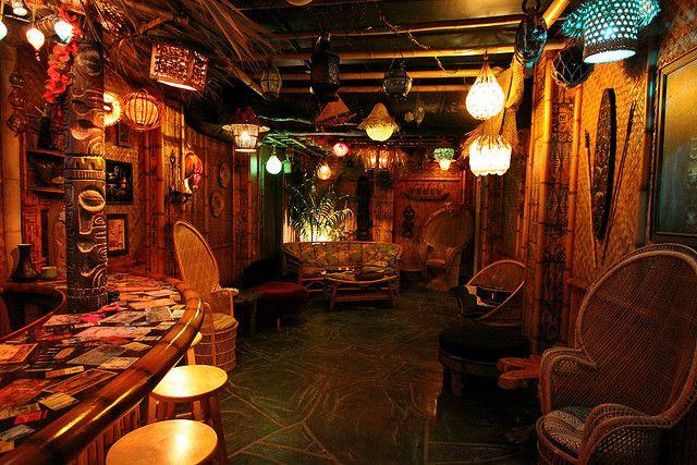 Aloha tiki iniki bar restaurant todd michele