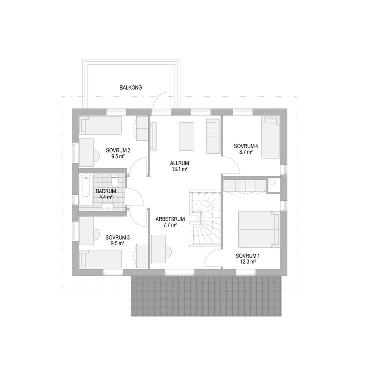 Villa Anneberg | A-hus