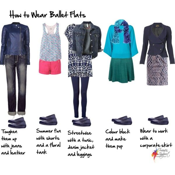 How To Style Ballet Flats How To Build A Wardrobe