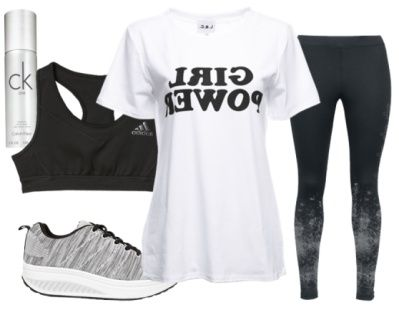 Sporty - Sportieve Outfits - stylefruits.nl