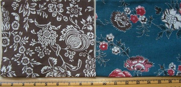 Bad and Good Fabric Patterns of the 18th Century