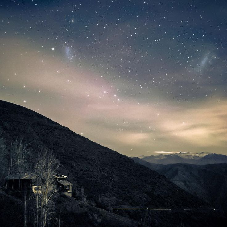 Eyecatching Mountains #night #Pro_IG